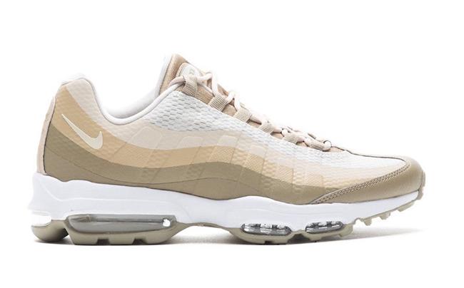 Nike Air Max 95 Ultra Essential Linen 857910-200   SneakerFiles
