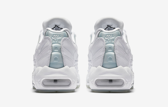 Nike Air Max 95 White Ice Pure Platinum