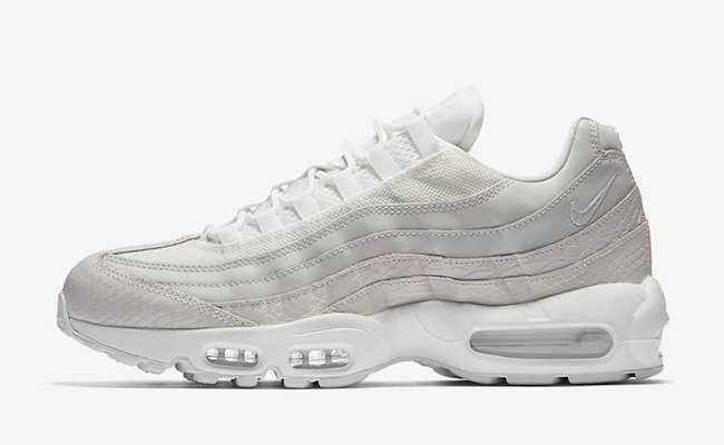 Nike Air Max 95 White Snakeskin Release Date
