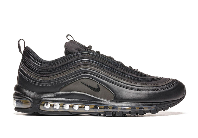 Nike Air Max 97 Triple Black Release Date