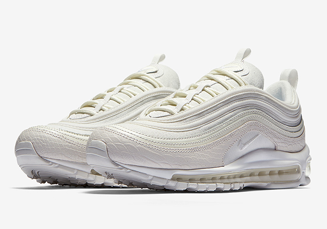 Nike Air Max 97 White Snakeskin Release Date