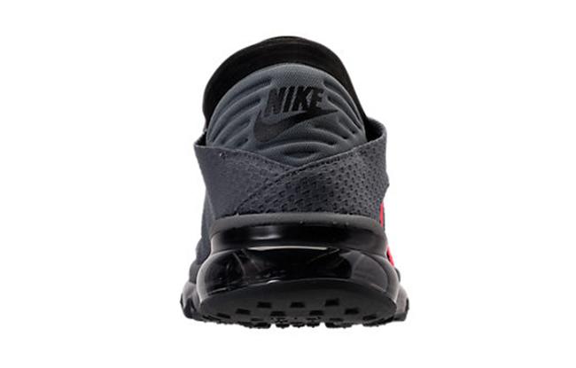 Nike Air Max Flair Solar Red Cool Grey