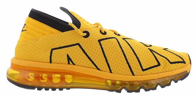 Nike Air Max Flair University Gold Black Release Date
