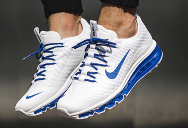 purchase cheap 21f0b d7cbf Nike Air Max More Game Royal