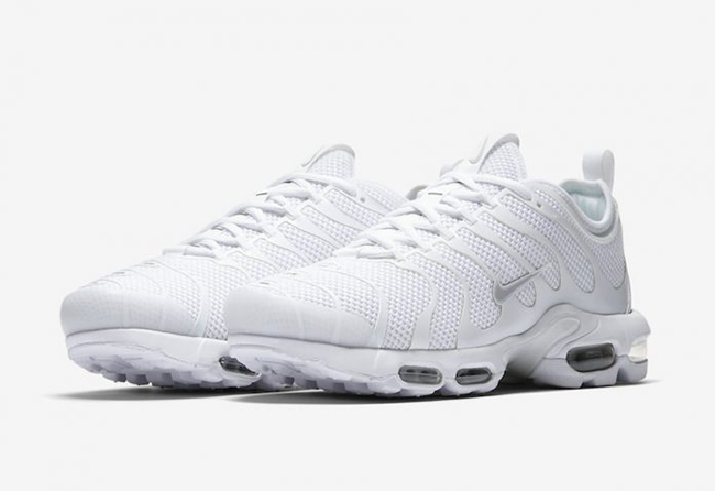 Nike Air Max Plus TN Ultra 'Triple White'