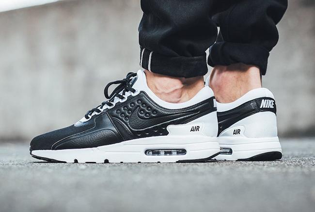 Nike Air Max Zero Premium Black White