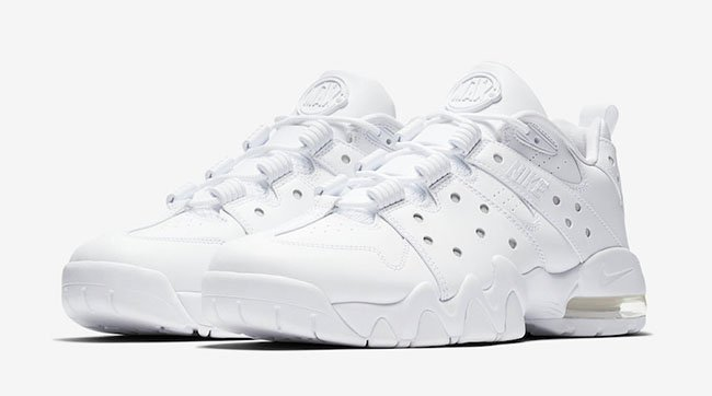 Nike Air Max2 CB 94 Low Triple White Release Date