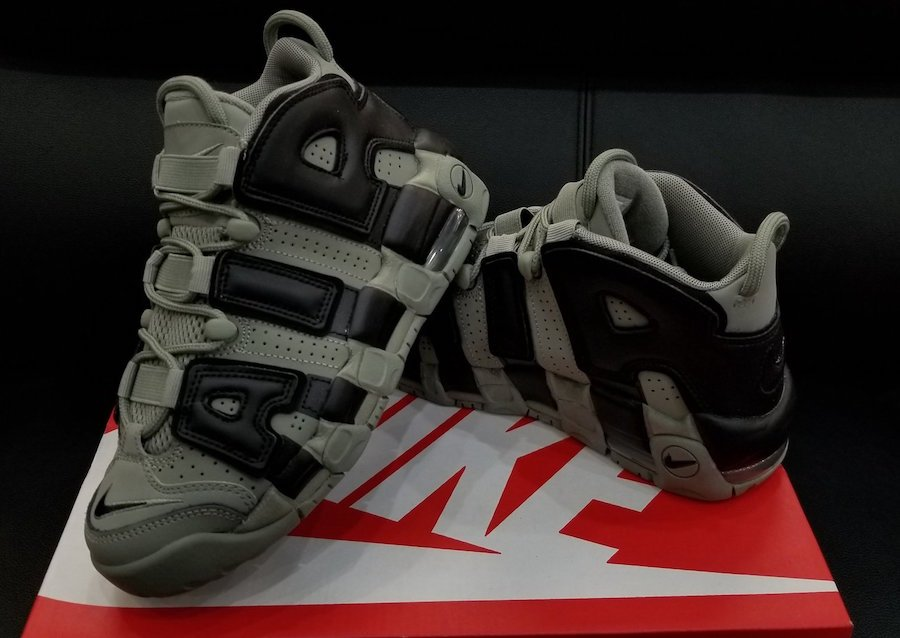 Nike Air More Uptempo Dark Stucco Release Date  bc44b564b