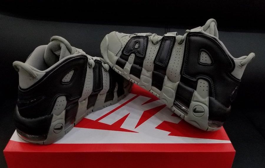Nike Air More Uptempo Dark Stucco 415082-007