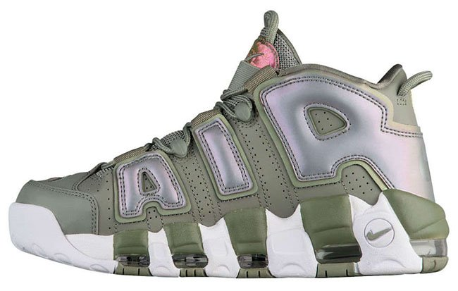 Nike Air More Uptempo Shine Stucco Release Date