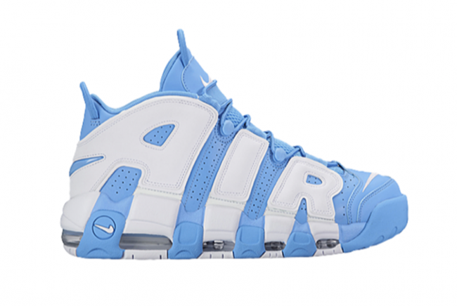 Nike Air More Uptempo Sky Blue White