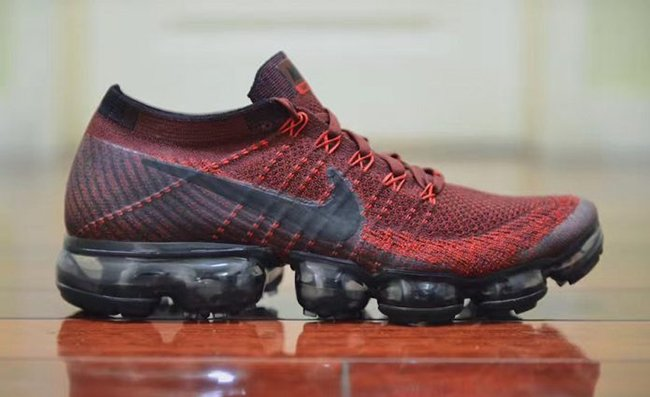 Nike Air VaporMax Deep Red Release Date
