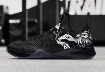 66ae9022d7d2 Nike Air Zoom Strong  Floral  in Black and White · Nike Zoom Veer Release  Date