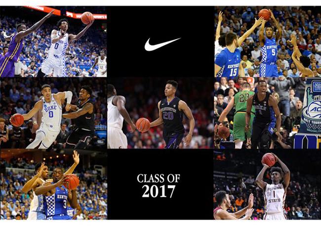 Nike Basketball 2017 Rookie Class