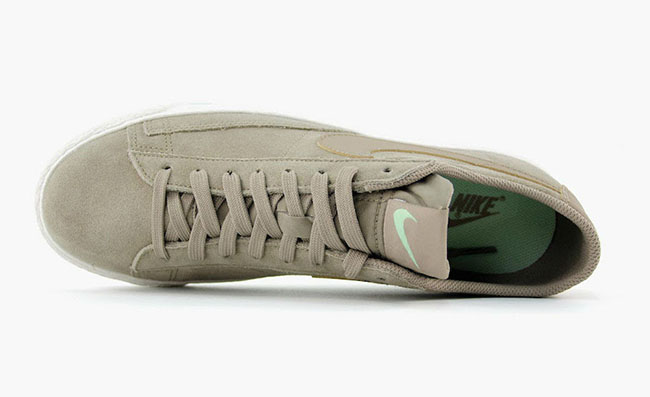 Nike Blazer Low Khaki Fresh Mint