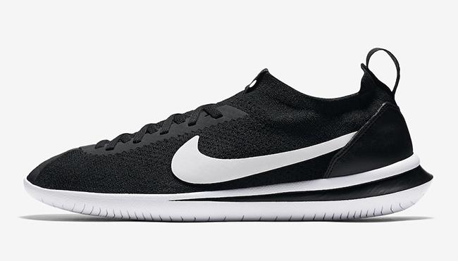Nike Cortez Flyknit Black White AA2029-100
