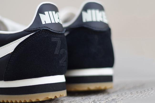 Nike Cortez Nylon Oregon Black Gum