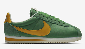 Nike Cortez Oregon Green