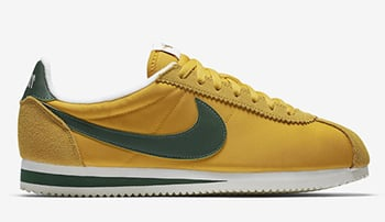 Nike Cortez Oregon Yellow