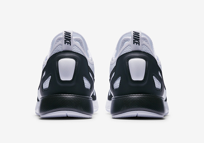 Nike Duel Racer White Black Release Date