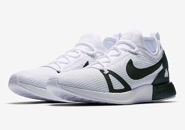 Nike Duel Racer White Black Release Date c22c61a9ab7a