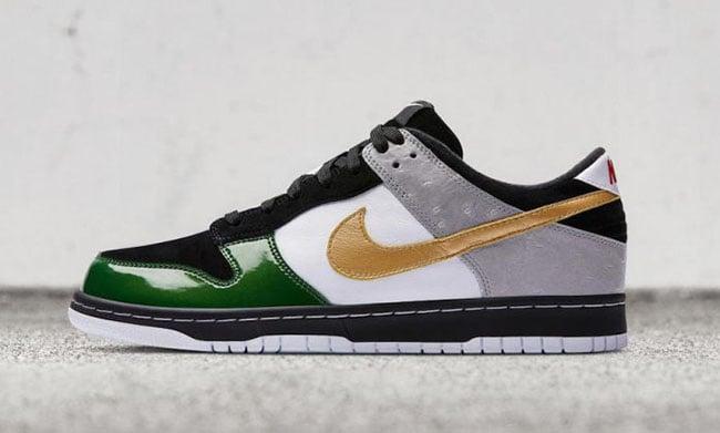 No de moda Campeonato Escarchado  Nike Dunk Low Japan Pack Release Date | SneakerFiles