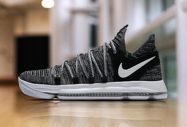 Nike KD 10 Fingerprint Release Date