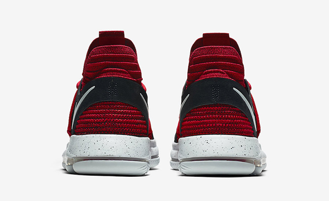 d78b026af2a8 Nike KD 10 University Red 897816-600 Release Date