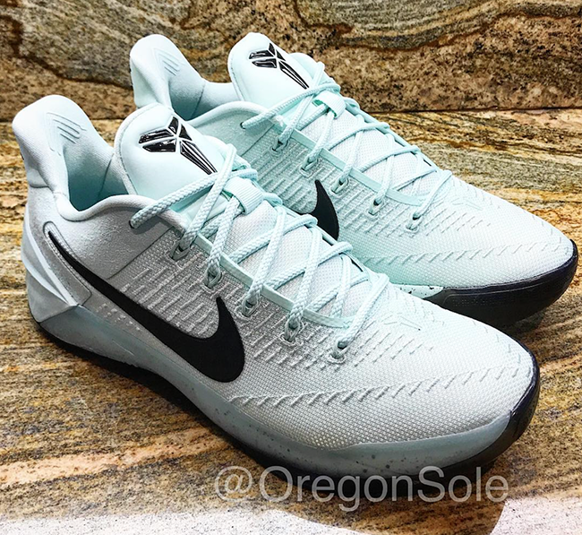 8f4a376e78f1 nike kobe ad igloo mint chip review on feet