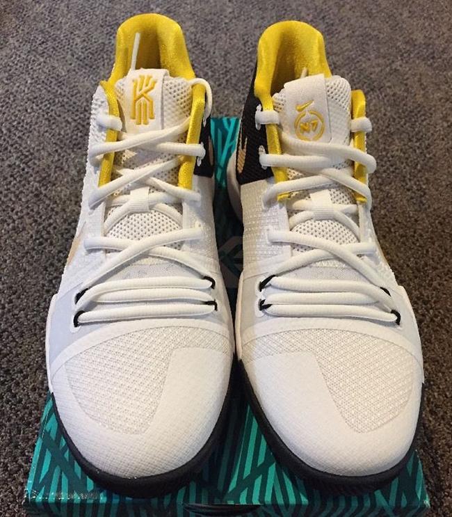 Nike Kyrie 3 N7 Release Date