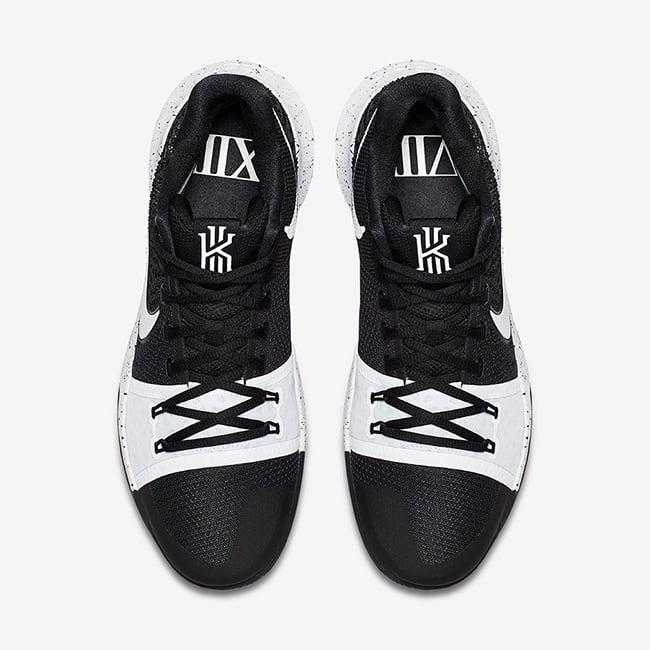 Nike Kyrie 3 Tuxedo Release Date