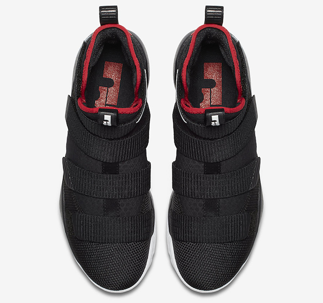 Nike LeBron Soldier 11 Bred Release Date