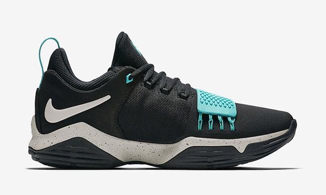 Nike PG 1 Light Aqua Release Date