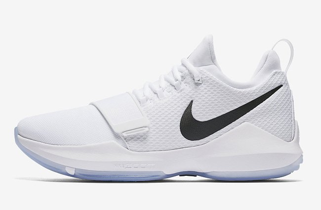 Nike PG 1 White Ice Release Date