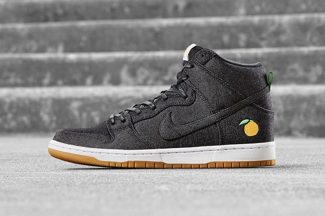 Nike SB Dunk High Pro Momofuku David Chang