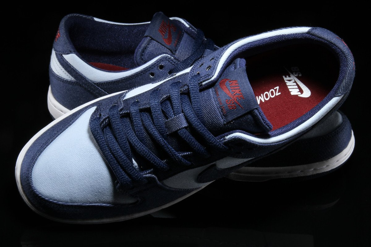 Nike SB Dunk Low Binary Blue 854866-444