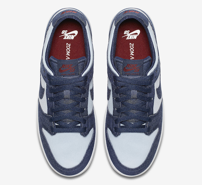 Nike SB Dunk Low Binary Blue Release Date