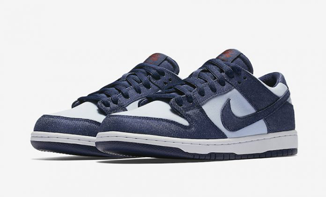 Nike SB Dunk Low Binary Blue Release Date