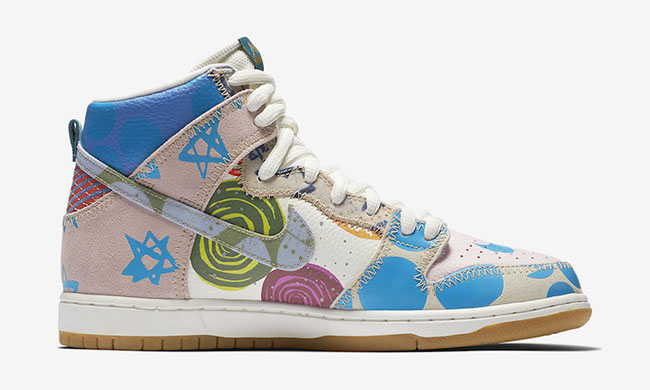Nike SB What The Dunk High Thomas Campbell Release Date