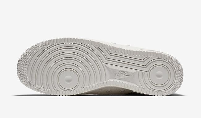 Nike SF-AF1 Mid Triple Ivory Release Date