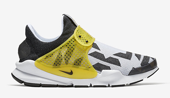 Nike Sock Dart N7 Varsity Maize