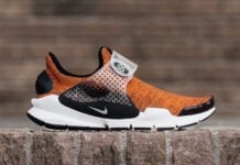 Nike Sock Dart SE Terra Orange 911404-801