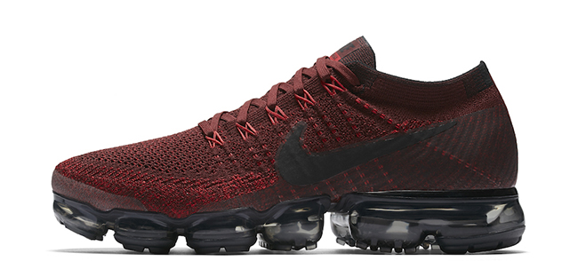 Nike VaporMax Deep Red 849558-601