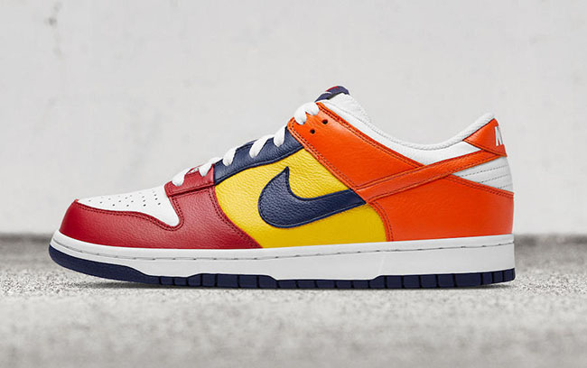 Nike What The Dunk Low Japan Pack