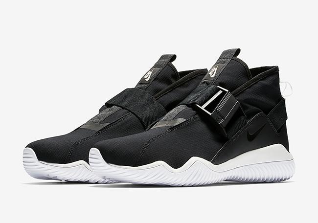 NikeLab 07 KMTR Black White Release Date
