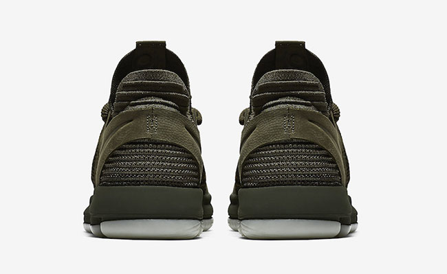 NikeLab KD 10 Olive Release Date