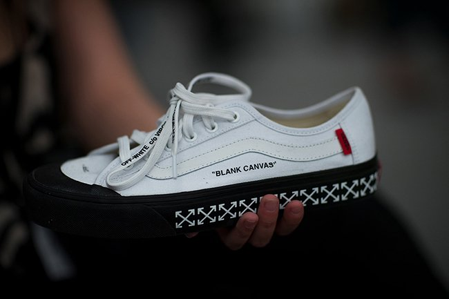 OFF-WHITE Vans Old Skool