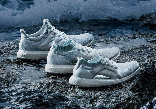 finest selection 1bfb5 0852a Parley adidas Ultra Boost Coral Bleaching Release Date