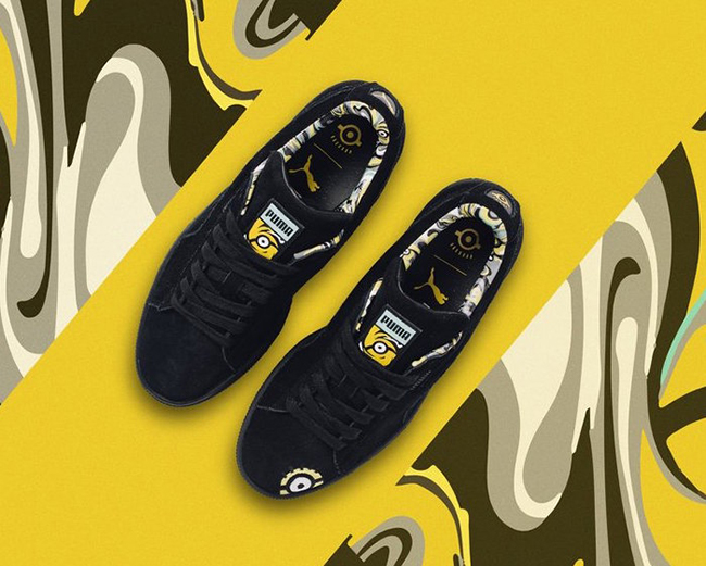 Puma Minions Collection Release Date