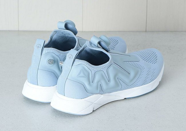 Reebok Pump Supreme Light Blue